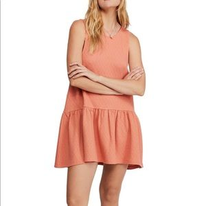 NEW Free People Easy Street Sleeveless Mini Dress